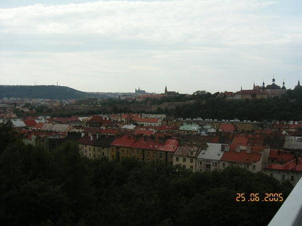 Voici quelques photos en vrac de Prague prises au fur et à mesure de nos balades pedestres.