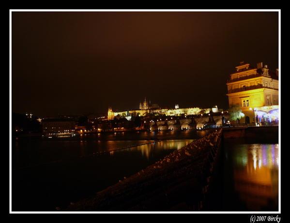 Prague, capitale de la République tchèque