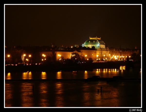 Prague, coeur de l'Europe