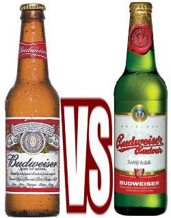 Budvar versus Bud: les tchèques foutent la raclée aux US