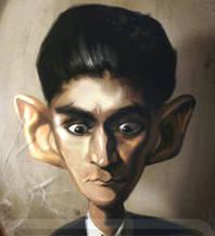 caricature-kafka
