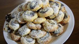 Cuisine tchèque: pâtisseries «kolač»