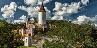 Châteaux aux alentours de Prague: Krivoklat