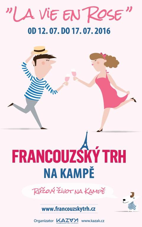 MArché français de Prague