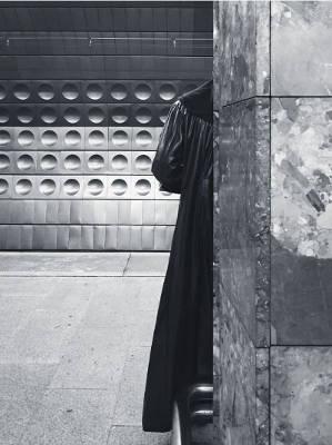 photo artistique du métro de prague