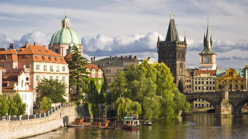 Visiter Prague durant un week end