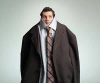 Trouver un costume, c'est pas toujours facile