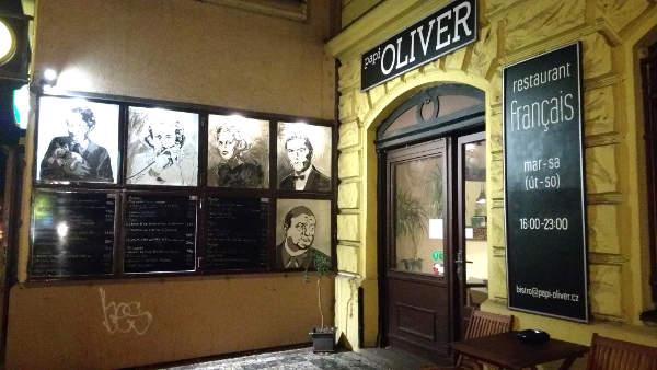 Papi Oliver, le restaurant français à ne pas manquer à Prague