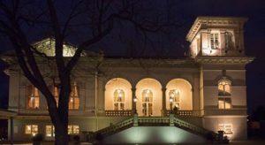 Palais Letensky à Prague