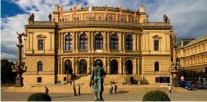 Rudolfinum musique classique prague
