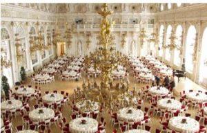 Salle chateau de Prague