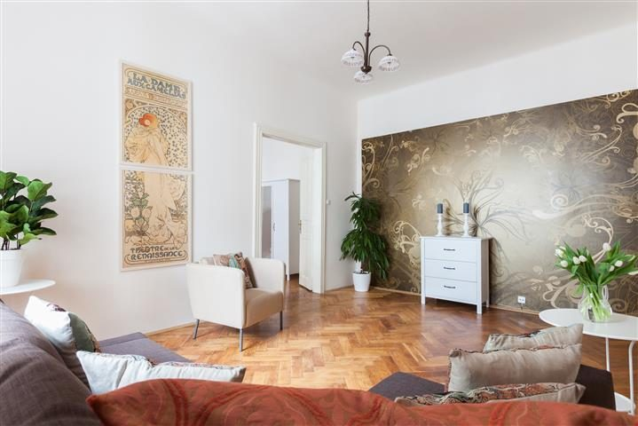 Location appartement prague